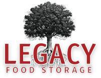 Legacy Food Storage Coupon